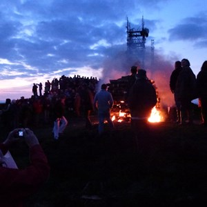 Abdon Jubilee beacon