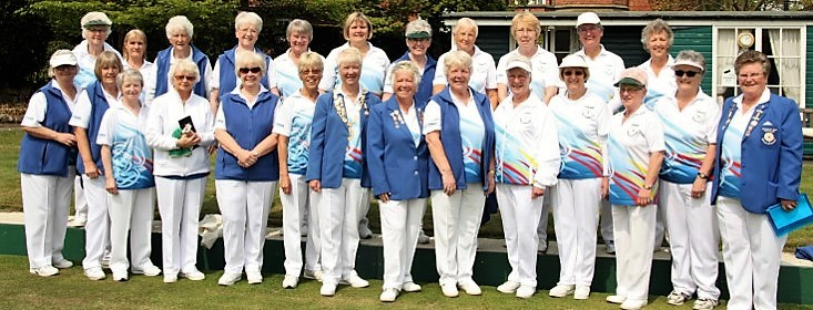Congratulations Yorkshire Ladies