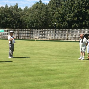 Colden Common Bowls Club CCBC v Twyford BC
