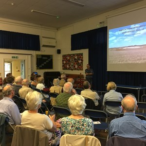 Barton Farm Archaeology Talk, July 2017