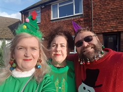 Marden Parish Council Christmas 2018