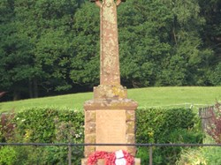 Nesscliffe War Memorial