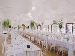 A Venue for Wedding Receptions
