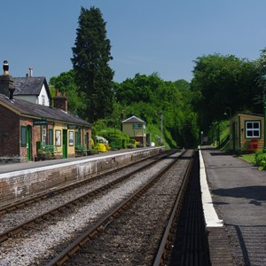 Medstead & Four Marks Station