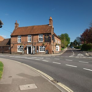 The George and Horn, Kingsclere