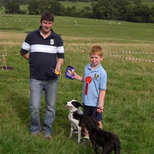 Abdon Abdon fun dog show