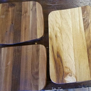 Frome Women's Shed Cheese & Bread Boards