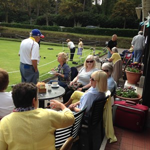 Club Triples 2015 - Pimms O'Clock with the club groupies and more