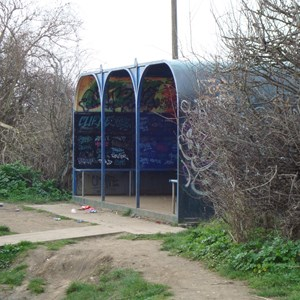 Youth Shelter  Cliffe Recreation Ground
