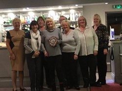 Whyte Melville Lawn Bowls Club Northampton Ladies Friday Night Triples League