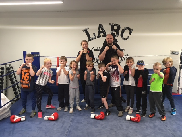 Littleborough Boxing & Fitness Club Mini Boxing