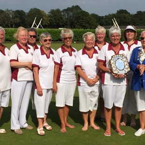 Janet Harrow Winners 2019 Swinton BC