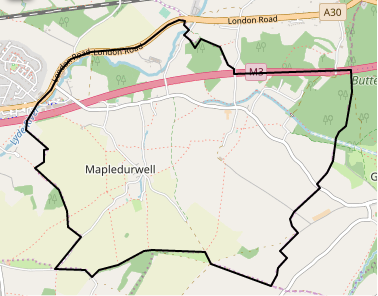 Mapledurwell & Up Nately Parish Council Home
