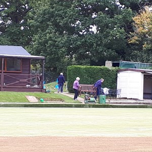 Biddenden Bowls Club The Green & Maintenance