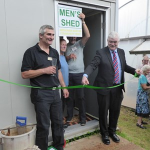 "Frome Men's Shed ""Shed Happens"" – 15th November  2018"