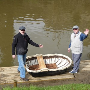 Frome Men's Shed Willo - Coracle #2