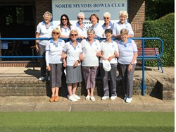 Ladies District Top Ten, Winners of the first Round against Royston Ladies