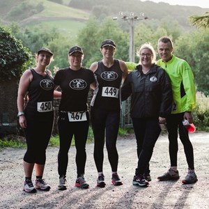 Littleborough Boxing & Fitness Club LABC Runners