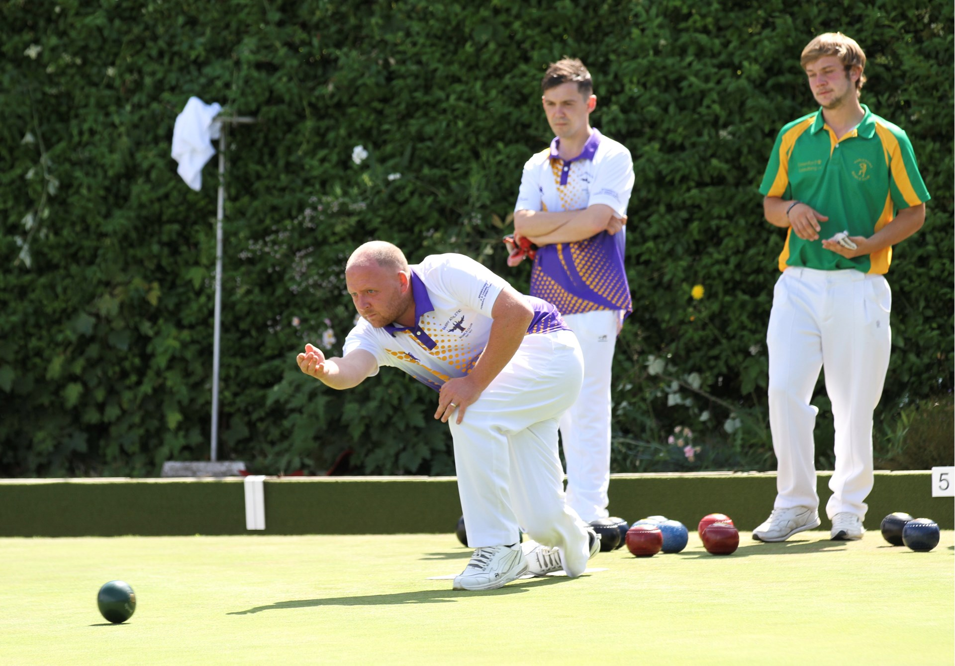 Barry Athletic Bowls Club Barry Athletic Vs Aberdare Harlequins