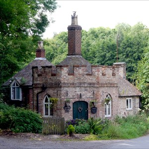 Willey Estate Toll House