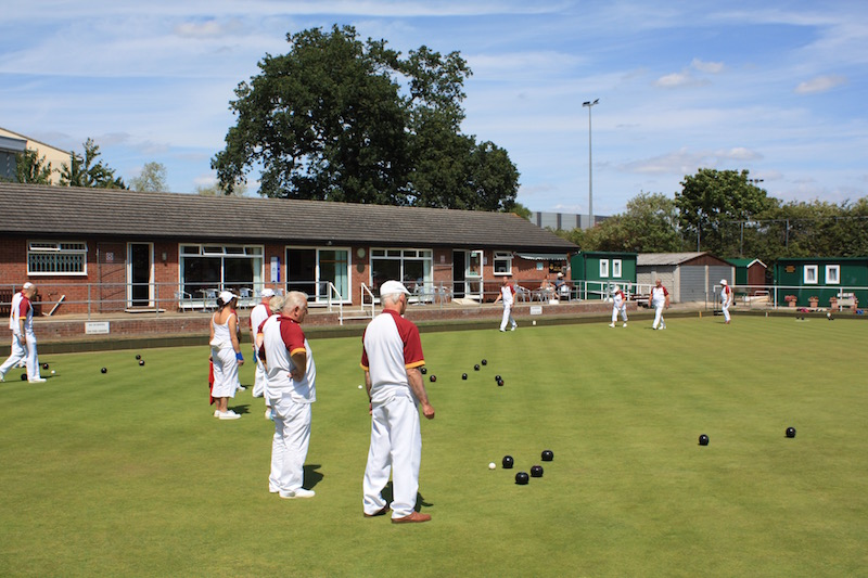 Wexham Bowls Club About Us