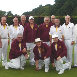 Hants and Berks Winners 2008