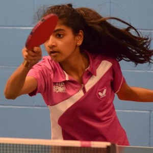 Anaya Patel (Table Tennis)