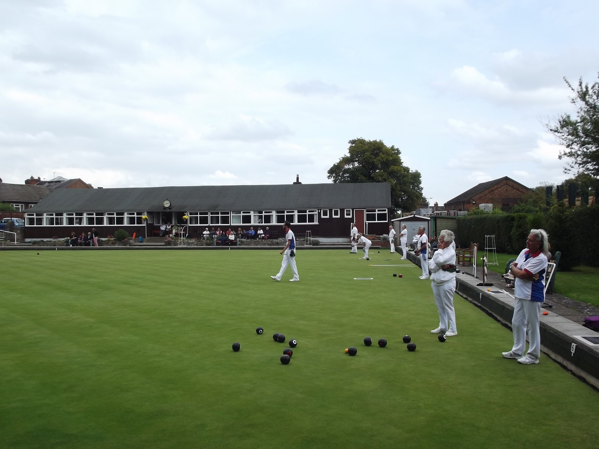 Narborough and District Bowling and Social Club About Us