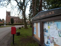 Norton In Hales Parish Council About Us