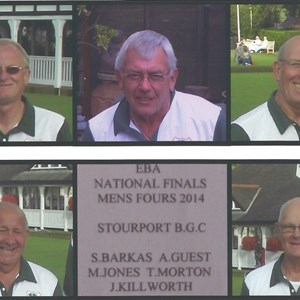Mens Fours National Finalists