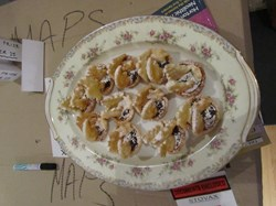 Mince Pie Bake-off - Nov 2014, Lordsfield Swimming Club