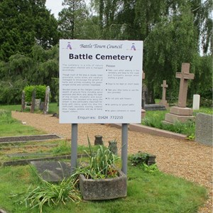 Battle Town Council Cemetery