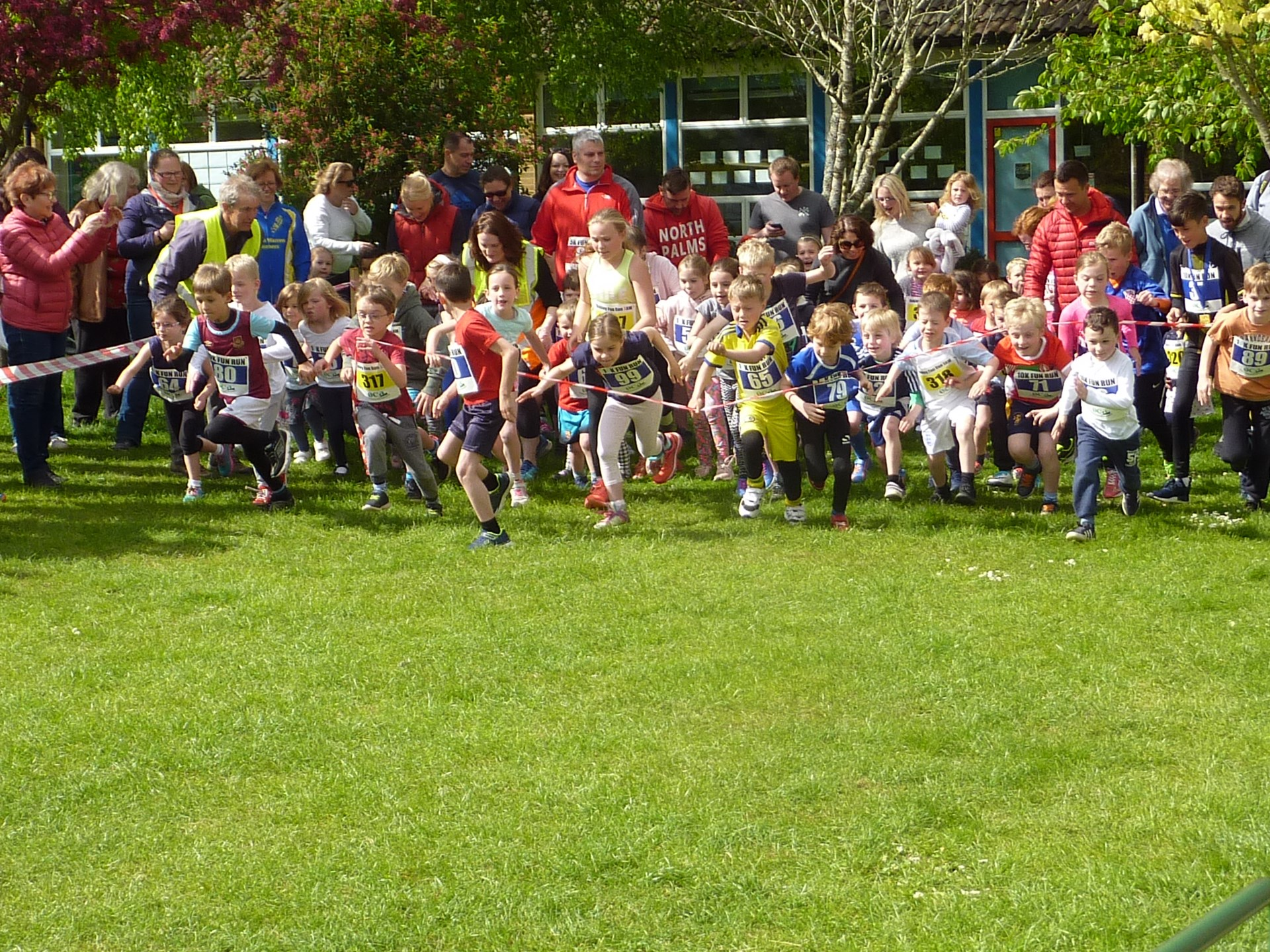 Sports Weekend - Oakley & Deane Parish Council - Oakley