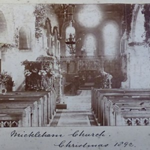 Mickleham Church 1892