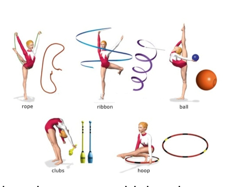 Alton Community Centre Rhythmic Gymnastics classes