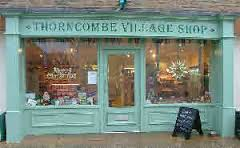 Village Shop, Thorncombe Parish