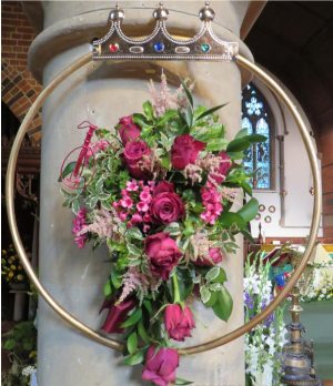 St John the Baptist Parish Church Flower Festival 2018