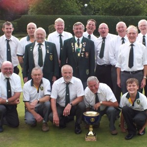BLETCHLEY & DISTRICT LEAGUE WINNERS 2013