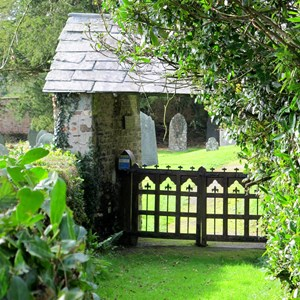 Lych Gate Holy Cross Church