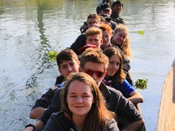 Bomere Heath & District Parish Council 2016 Boreatton Explorer Scouts