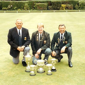 PSUK BRITISH ISLES PAIRS WINNERS 2002  Don Savage & John Leicester-Finch