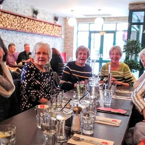 Selwood Ladies socialising