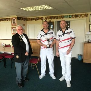 17-18 Unbadged-Pairs Champions (Sam Davis & Mark Powell Torbay)