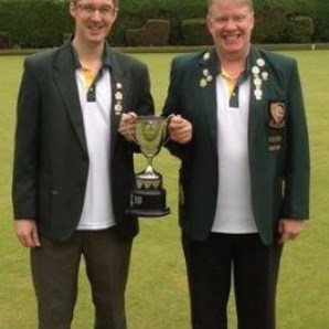 COUNTY PAIRS 2011 :  Simon Kirk, Don Savage