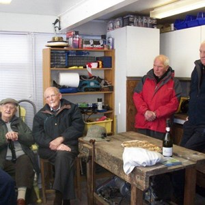 Long Ashton Men's Shed