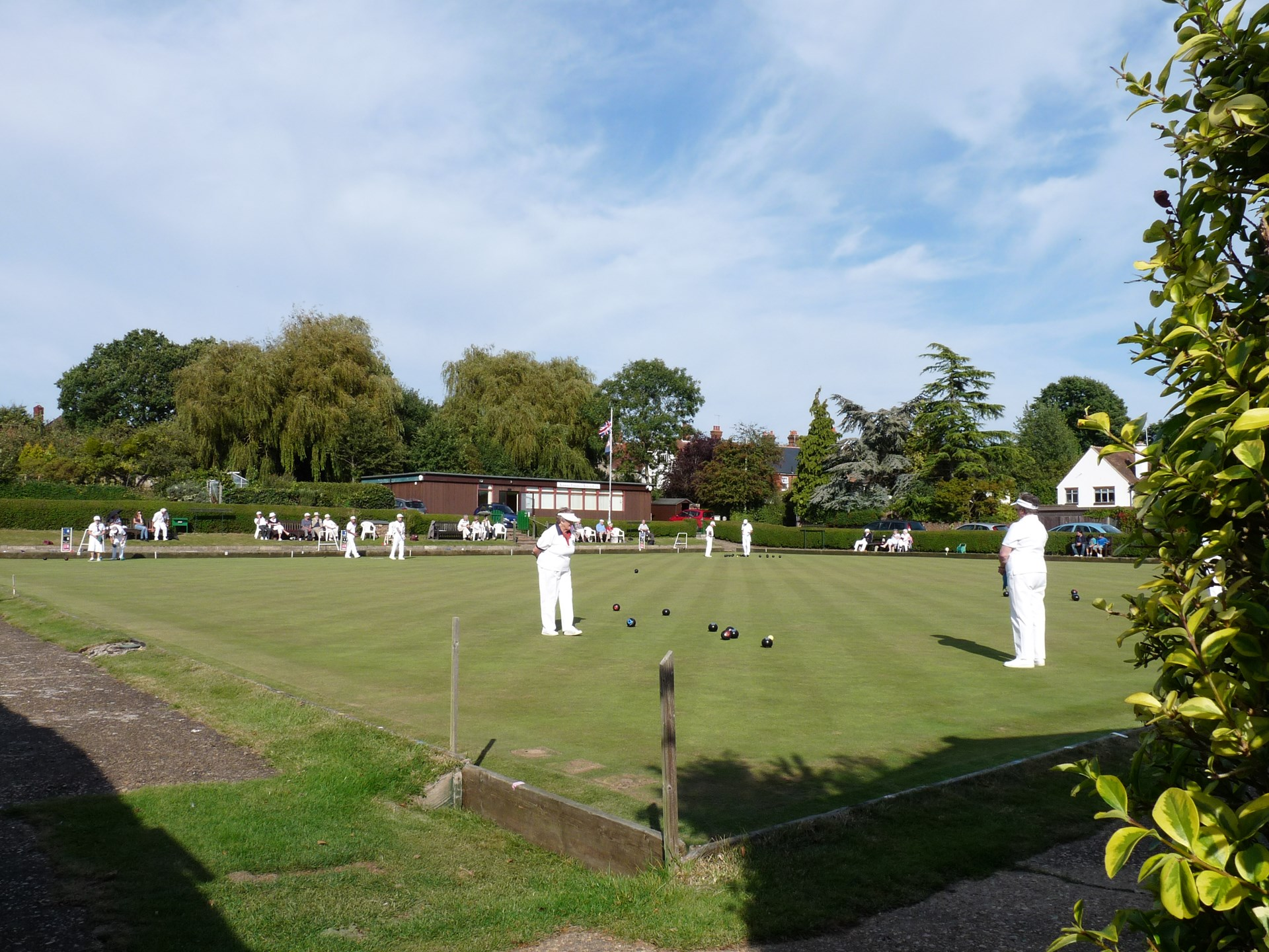 Aldershot Underwood Bowls Club About Us