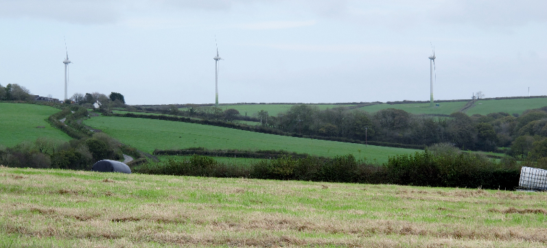 Tetcott Energy Wind Farm