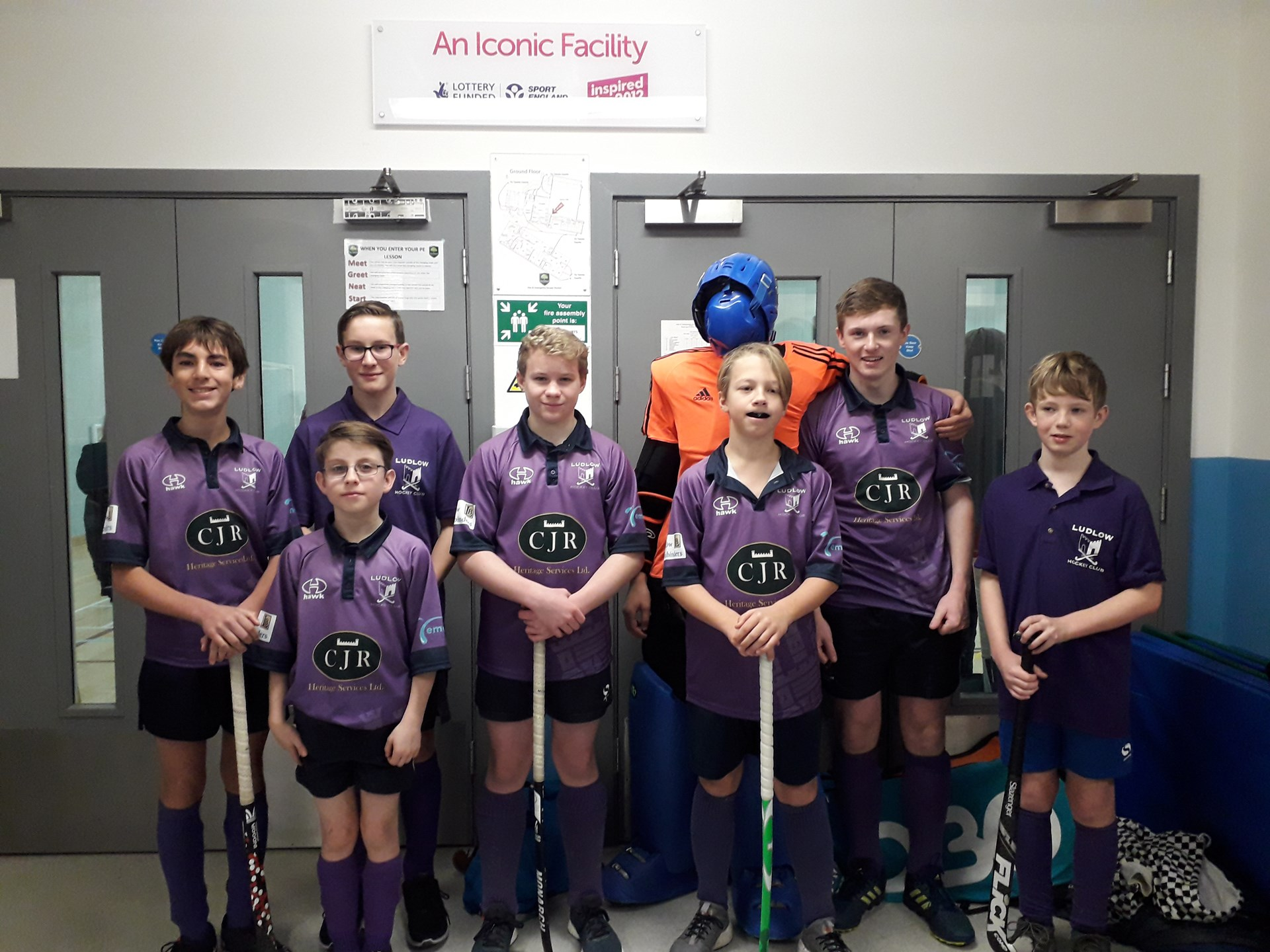 Ludlow Hockey Club Junior Hockey