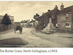The Cross, High Street c 1900s