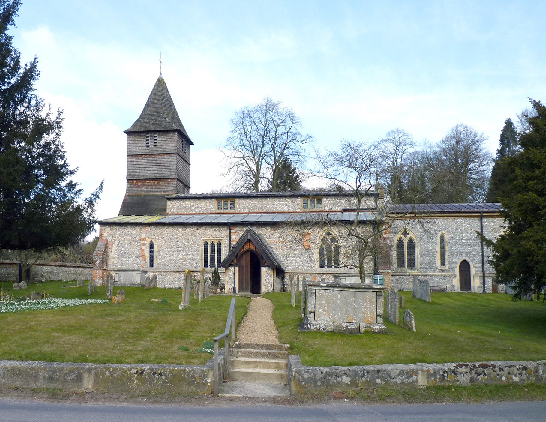 St. Peter's Church, Hurstbourne Tarrant